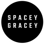 Logo for Spacey Gracey