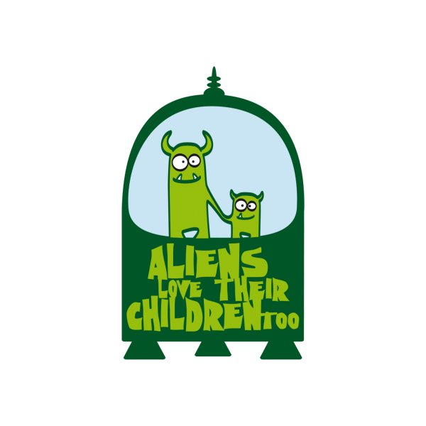 image for Aliens love their children too