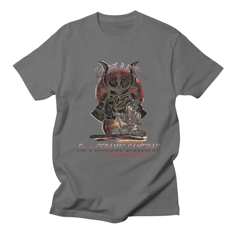 Ceramic Samurai Women's T-Shirt by sparanoarts's Artist Shop