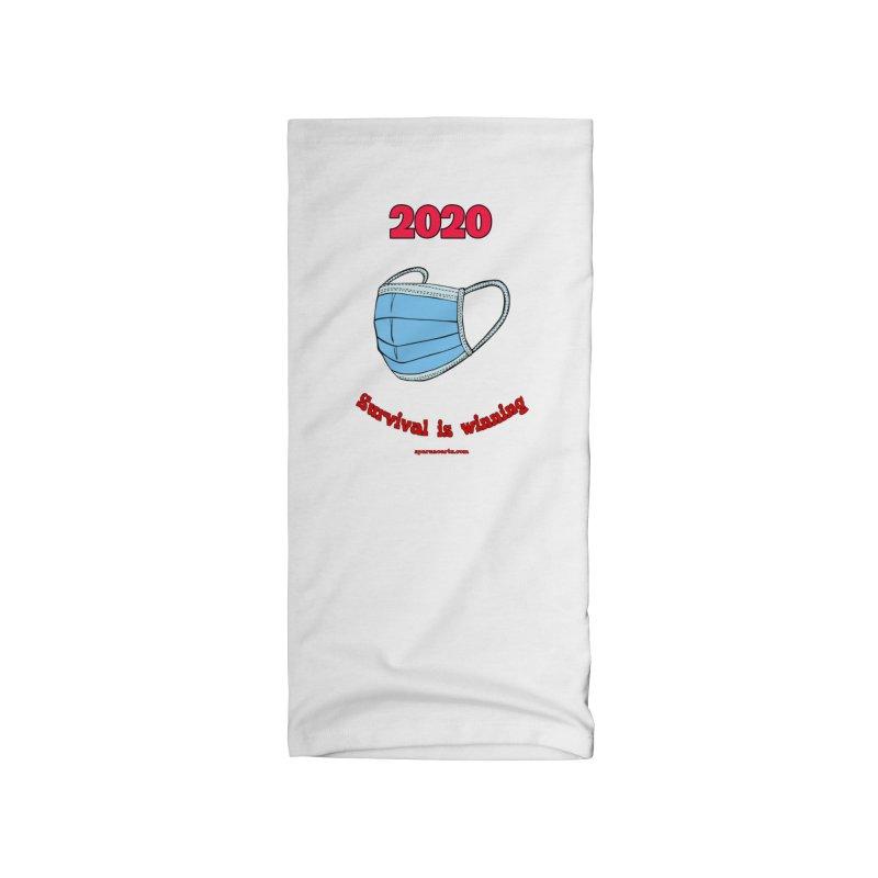 2020 Survival Accessories Neck Gaiter by sparanoarts's Artist Shop