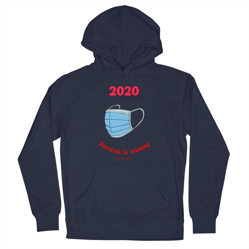 2020 Survival Men's Pullover Hoody by sparanoarts's Artist Shop