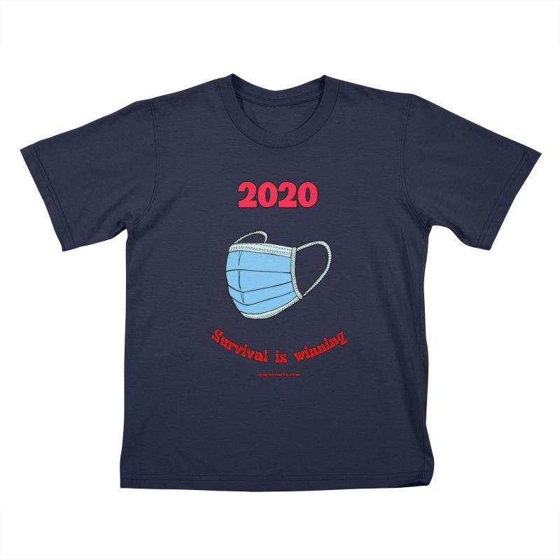 2020 Survival Kids T-Shirt by sparanoarts's Artist Shop