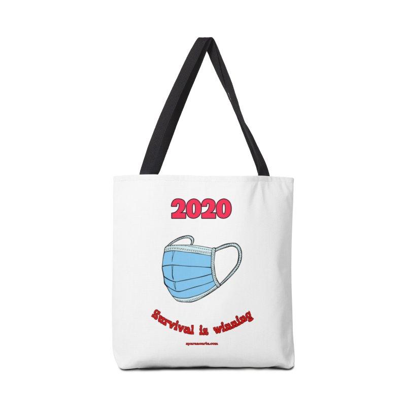 2020 Survival Accessories Bag by sparanoarts's Artist Shop