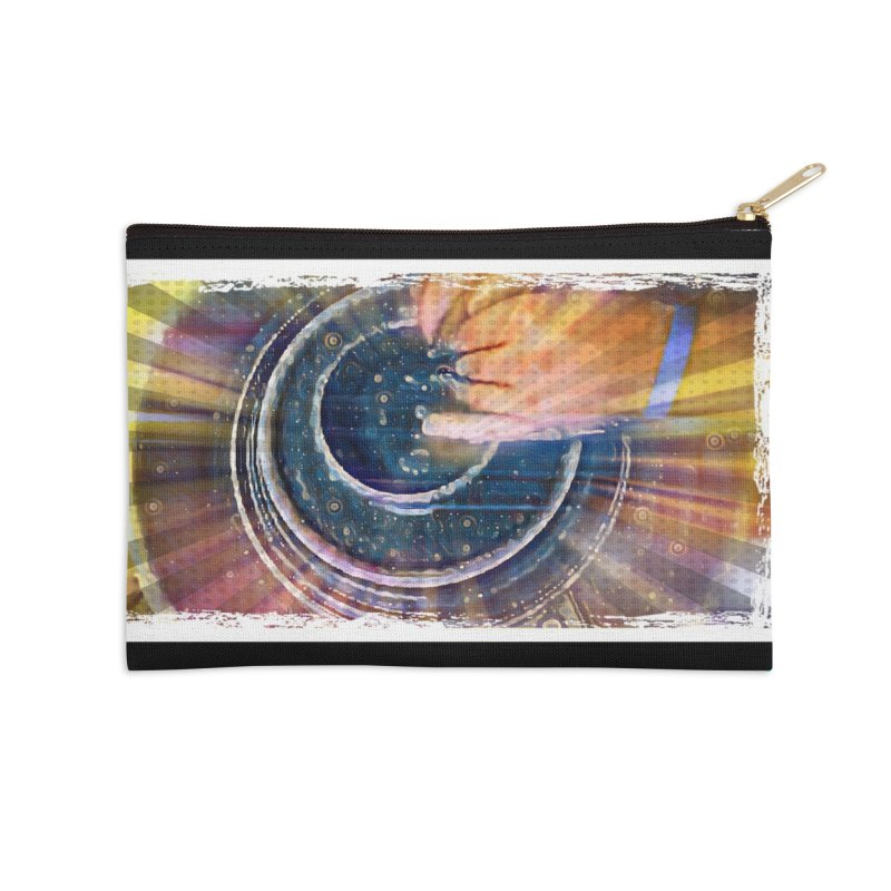 Pottery Universe Accessories Zip Pouch by sparanoarts's Artist Shop
