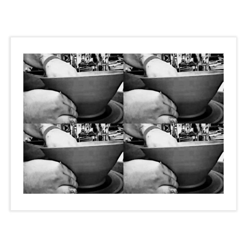 4 pots Home Fine Art Print by sparanoarts's Artist Shop