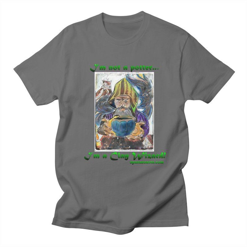 Clay Wizard Women's T-Shirt by sparanoarts's Artist Shop