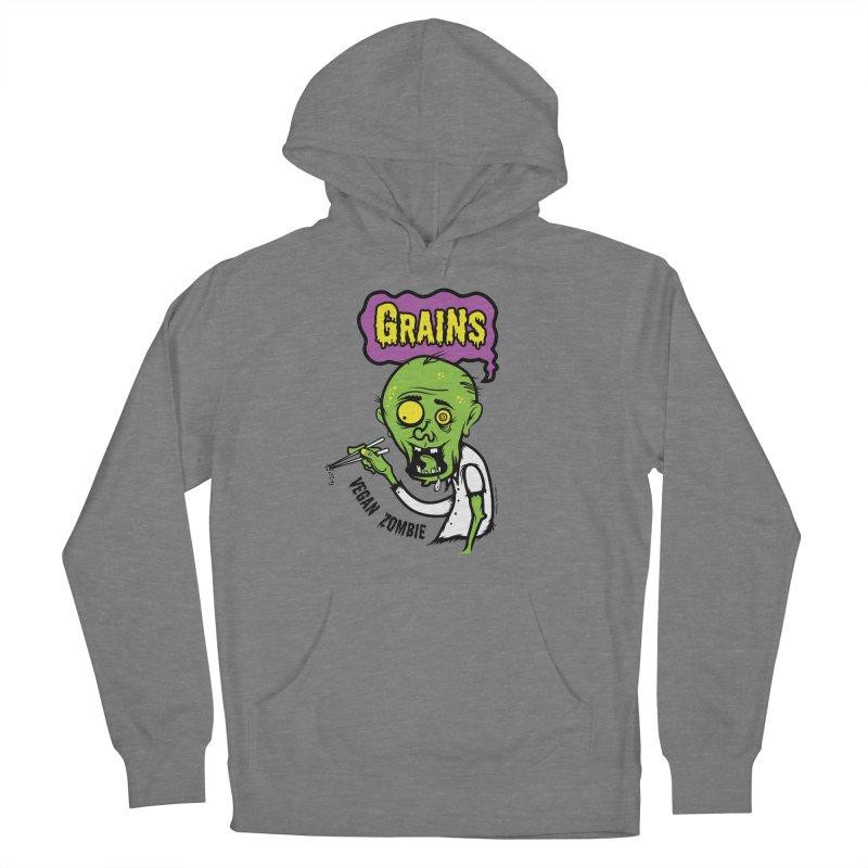 Vegan Zombie Women's Pullover Hoody by It's Just DJ