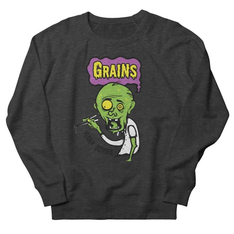 Vegan Zombie Women's Sweatshirt by It's Just DJ