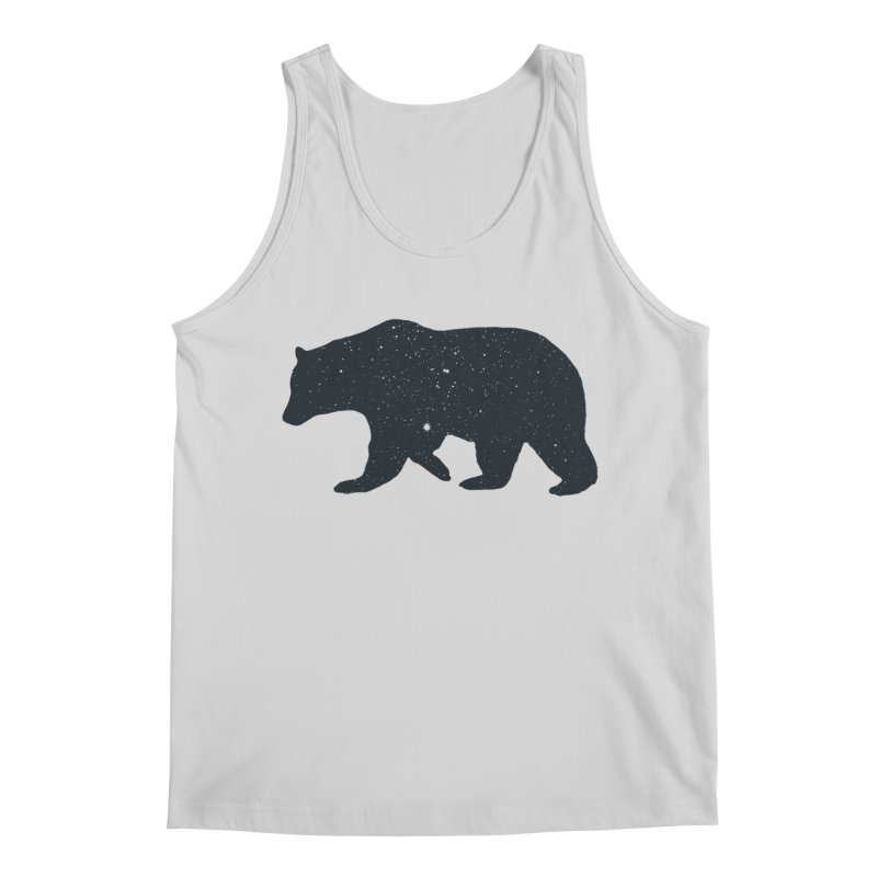 Bar Men's Regular Tank by Speakerine / Florent Bodart