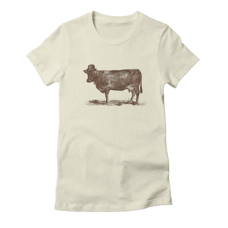 Cow Cow Nut Women's T-Shirt by Speakerine / Florent Bodart