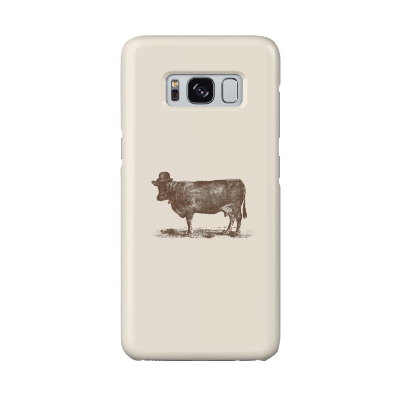 Cow Cow Nut Accessories Phone Case by Speakerine / Florent Bodart
