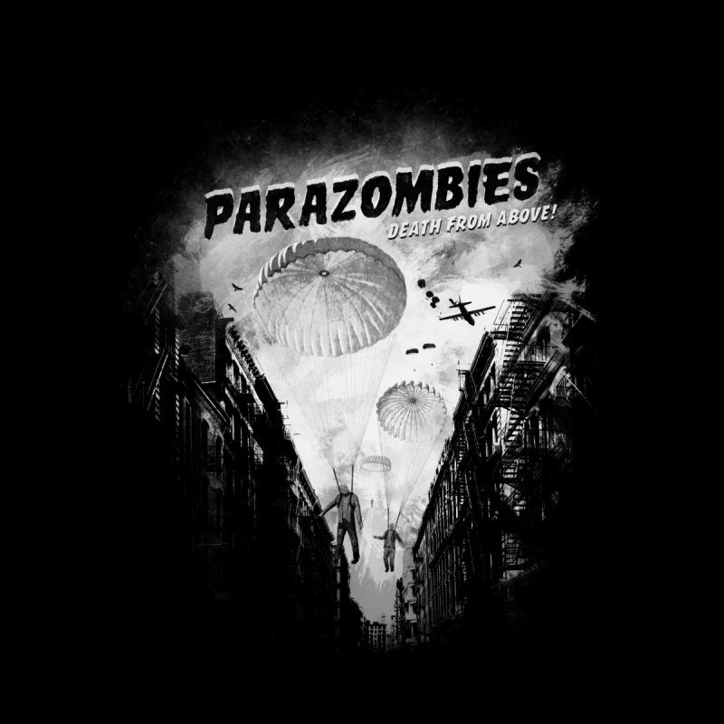 Parazombies Men's T-Shirt by Speakerine / Florent Bodart