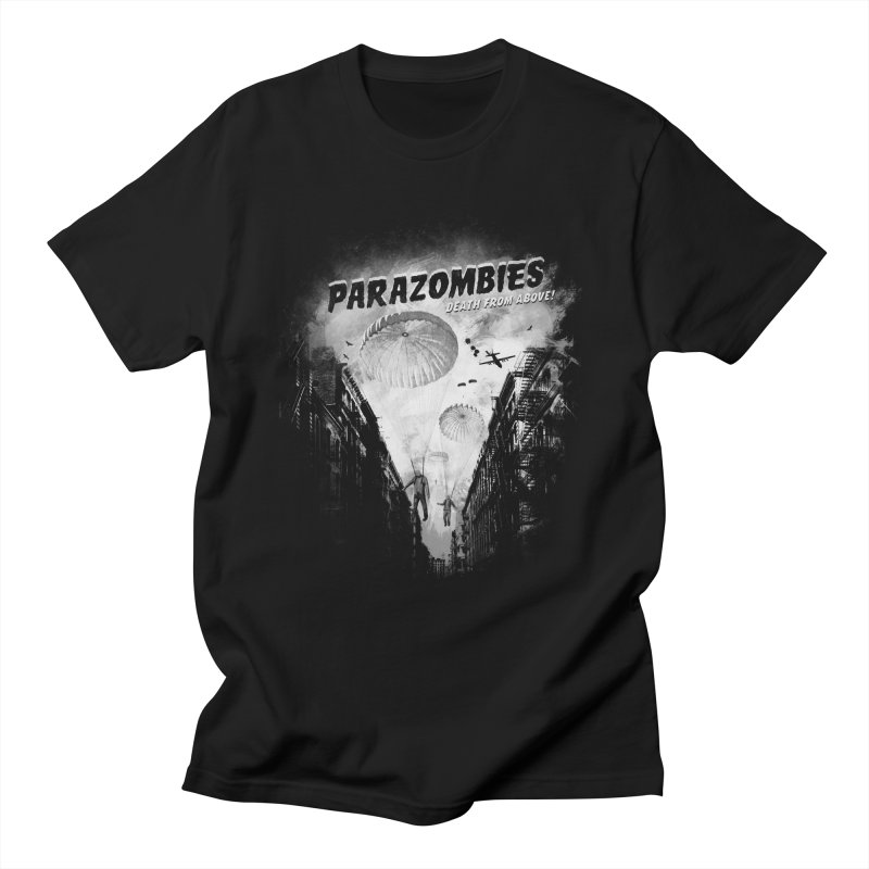 Parazombies Men's T-Shirt by Speakerine / Florent Bodart