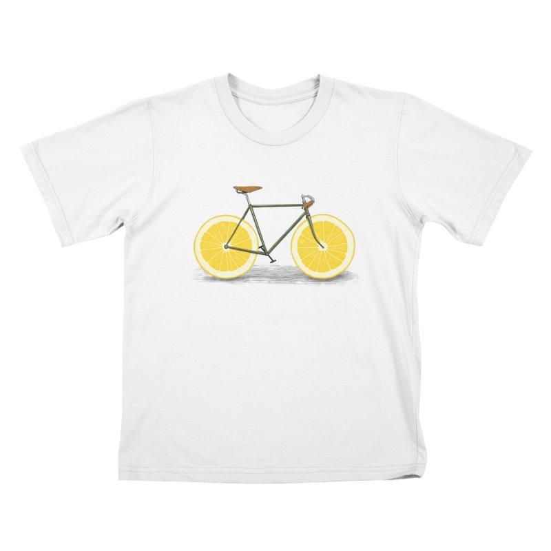 Zest Kids T-shirt by Speakerine / Florent Bodart
