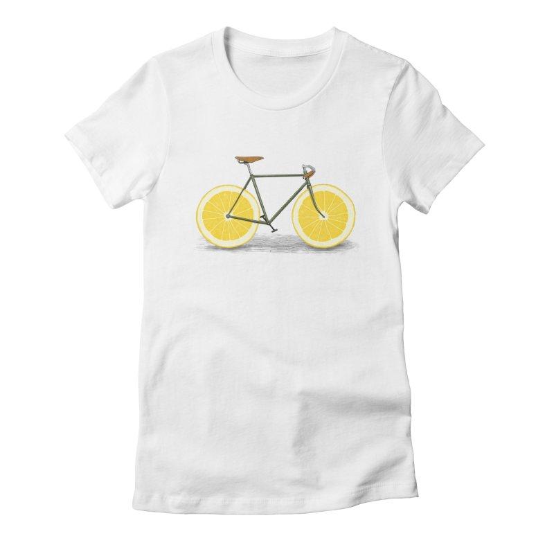 Zest Women's T-Shirt by Speakerine / Florent Bodart