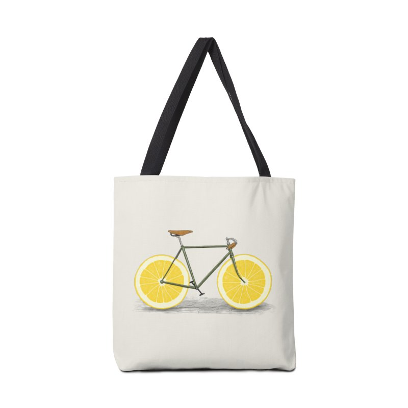 Zest Accessories Tote Bag Bag by Speakerine / Florent Bodart