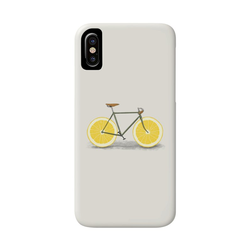 Zest Accessories Phone Case by Speakerine / Florent Bodart
