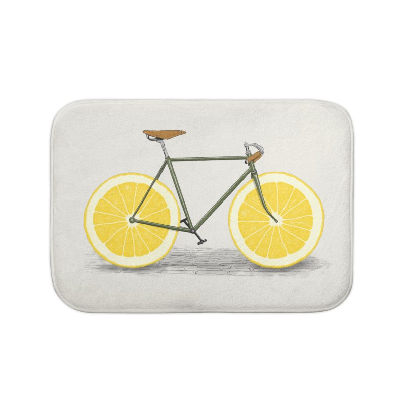 Zest Home Bath Mat by Speakerine / Florent Bodart