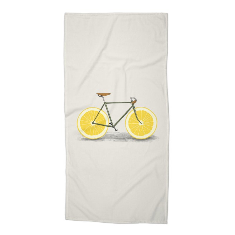 Zest Accessories Beach Towel by Speakerine / Florent Bodart