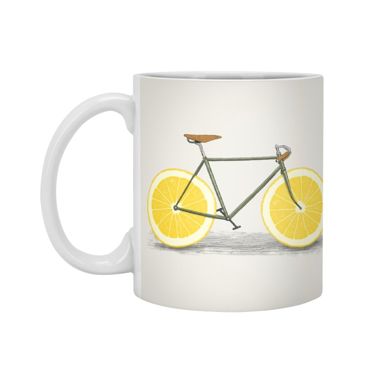 Zest Accessories Mug by Speakerine / Florent Bodart