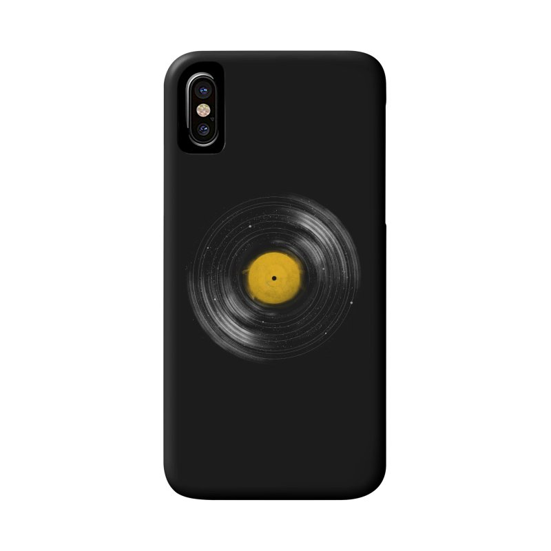 Sound System Accessories Phone Case by Speakerine / Florent Bodart