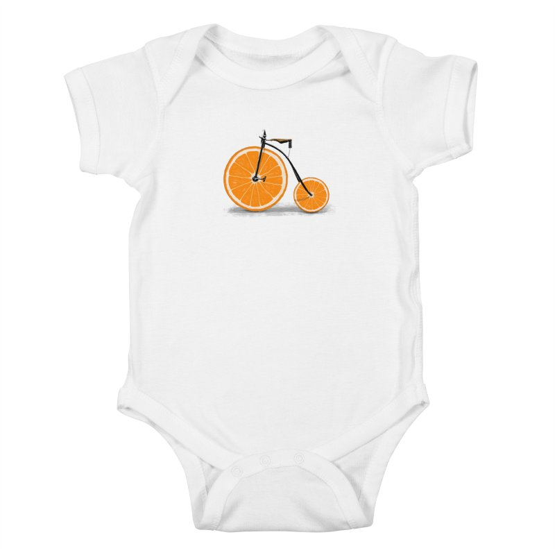 Vitamin Kids Baby Bodysuit by Speakerine / Florent Bodart