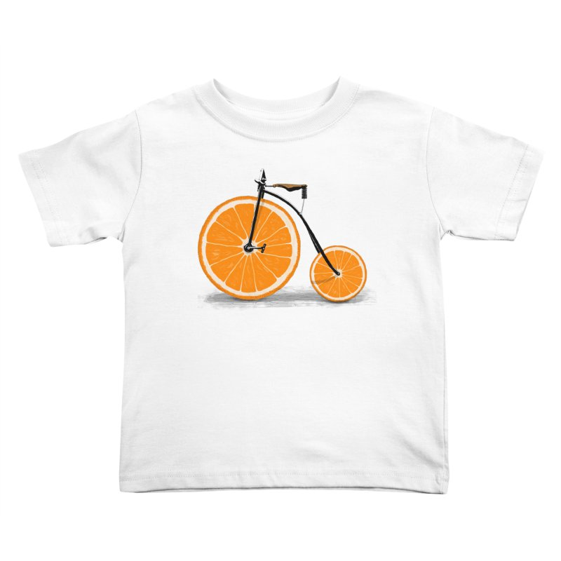 Vitamin Kids Toddler T-Shirt by Speakerine / Florent Bodart
