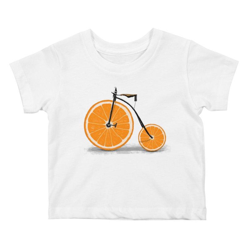 Vitamin Kids Baby T-Shirt by Speakerine / Florent Bodart