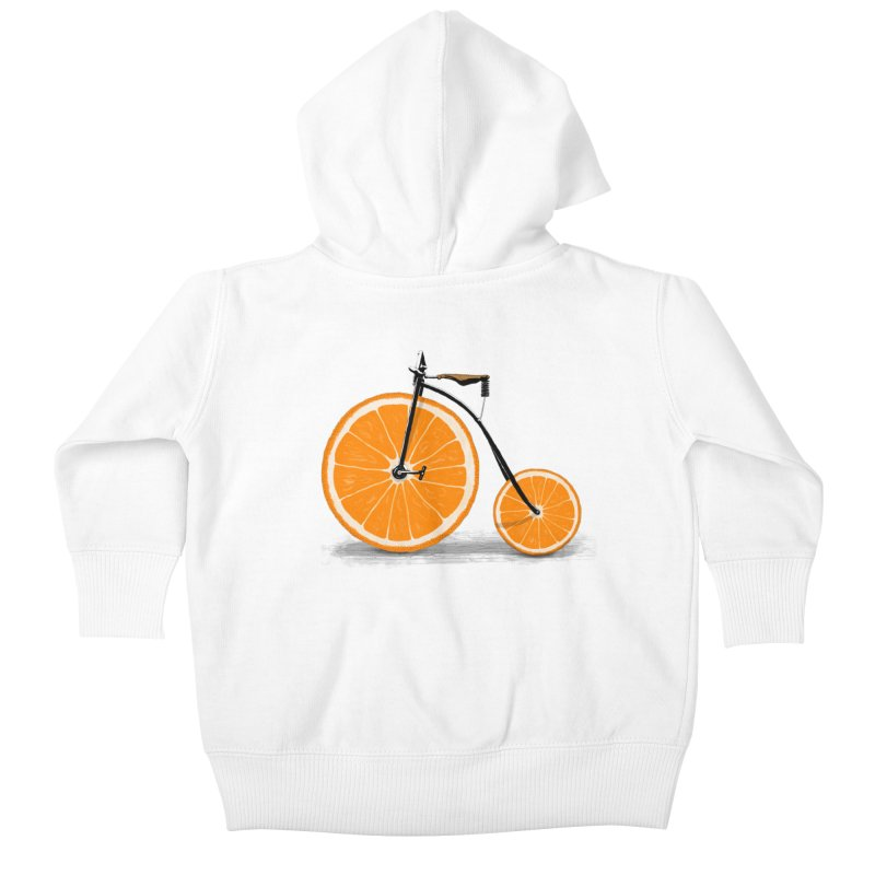 Vitamin Kids Baby Zip-Up Hoody by Speakerine / Florent Bodart