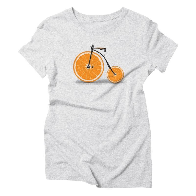 Vitamin Women's T-Shirt by Speakerine / Florent Bodart