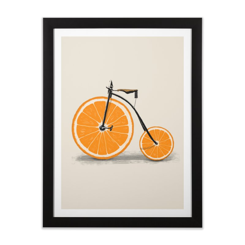 Vitamin Home Framed Fine Art Print by Speakerine / Florent Bodart
