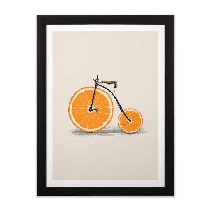 Vitamin Home Framed Fine Art Print by Speakerine / Florent Bodart