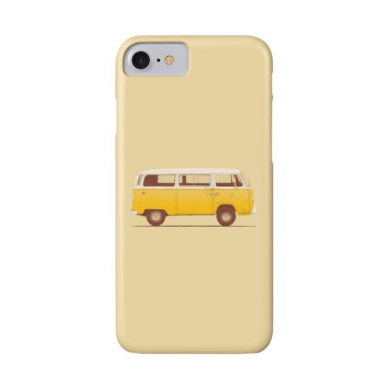 Yellow Van Accessories Phone Case by Speakerine / Florent Bodart