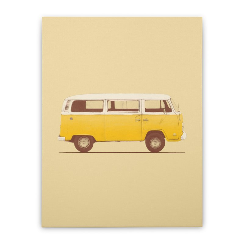 Yellow Van   by Speakerine / Florent Bodart