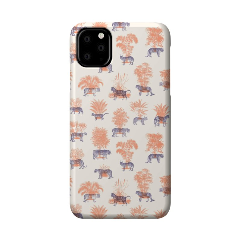 Where they Belong - Tigers Accessories Phone Case by Speakerine / Florent Bodart