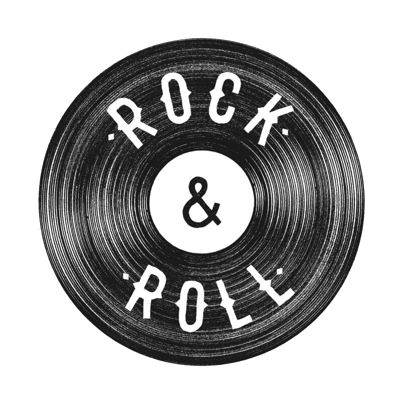 Rock n Roll Men's T-Shirt by Speakerine / Florent Bodart