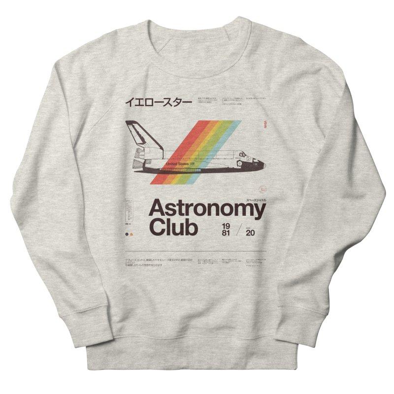 Astronomy Club Men's Sweatshirt by Speakerine / Florent Bodart