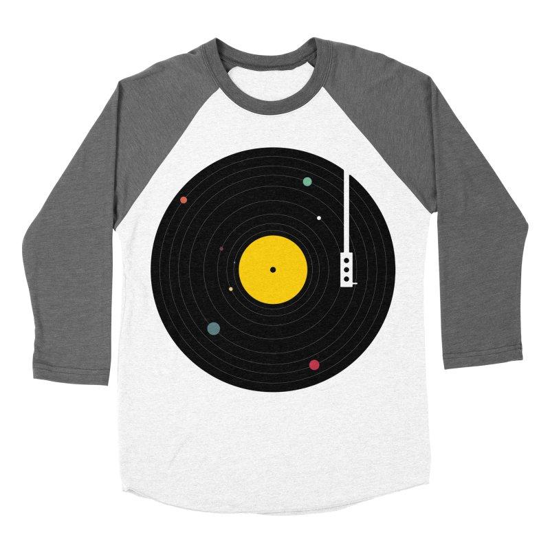 Music, Everywhere Men's Longsleeve T-Shirt by Speakerine / Florent Bodart