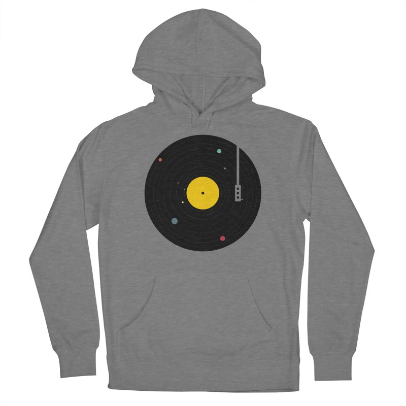 Music, Everywhere Women's Pullover Hoody by Speakerine / Florent Bodart