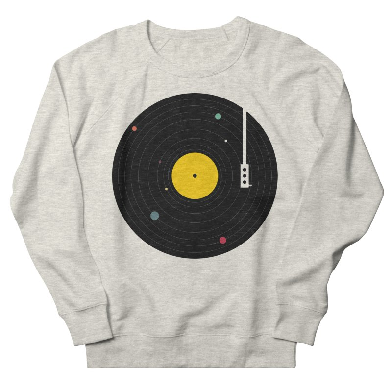 Music, Everywhere Women's Sweatshirt by Speakerine / Florent Bodart