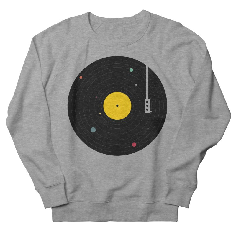 Music, Everywhere Men's Sweatshirt by Speakerine / Florent Bodart