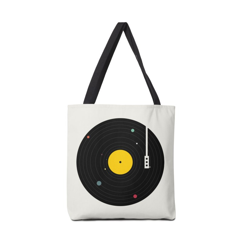 Music, Everywhere Accessories Tote Bag Bag by Speakerine / Florent Bodart