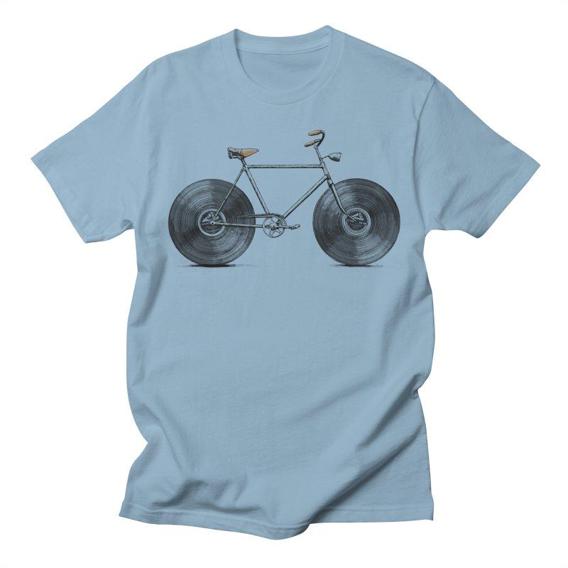 Velophone Men's T-Shirt by Speakerine / Florent Bodart