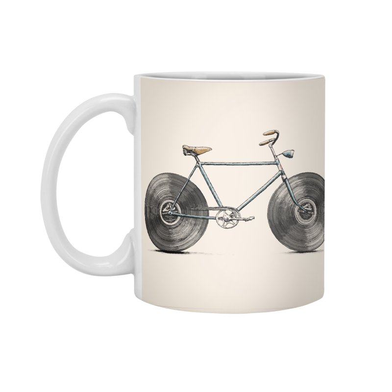 Velophone Accessories Standard Mug by Speakerine / Florent Bodart