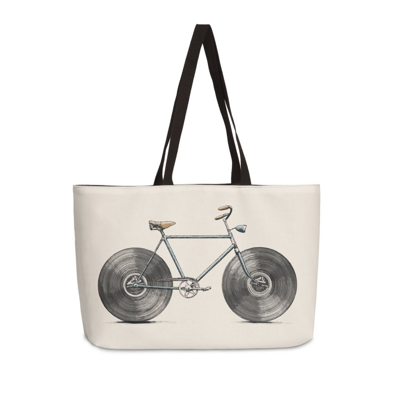 Velophone Accessories Weekender Bag Bag by Speakerine / Florent Bodart