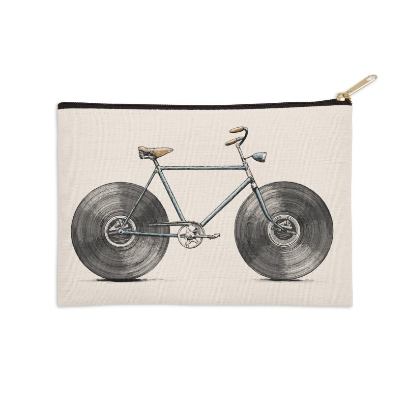 Velophone Accessories Zip Pouch by Speakerine / Florent Bodart