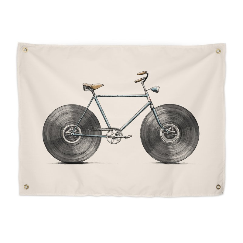 Velophone Home Tapestry by Speakerine / Florent Bodart