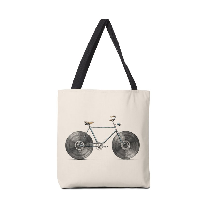 Velophone Accessories Tote Bag Bag by Speakerine / Florent Bodart