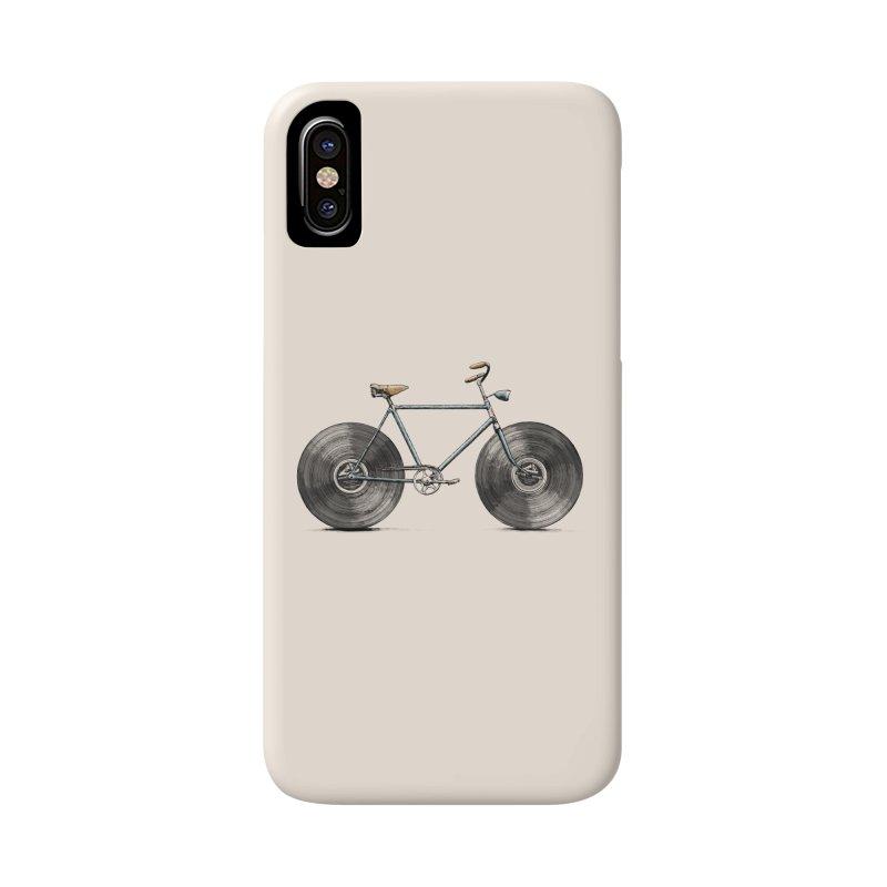 Velophone Accessories Phone Case by Speakerine / Florent Bodart