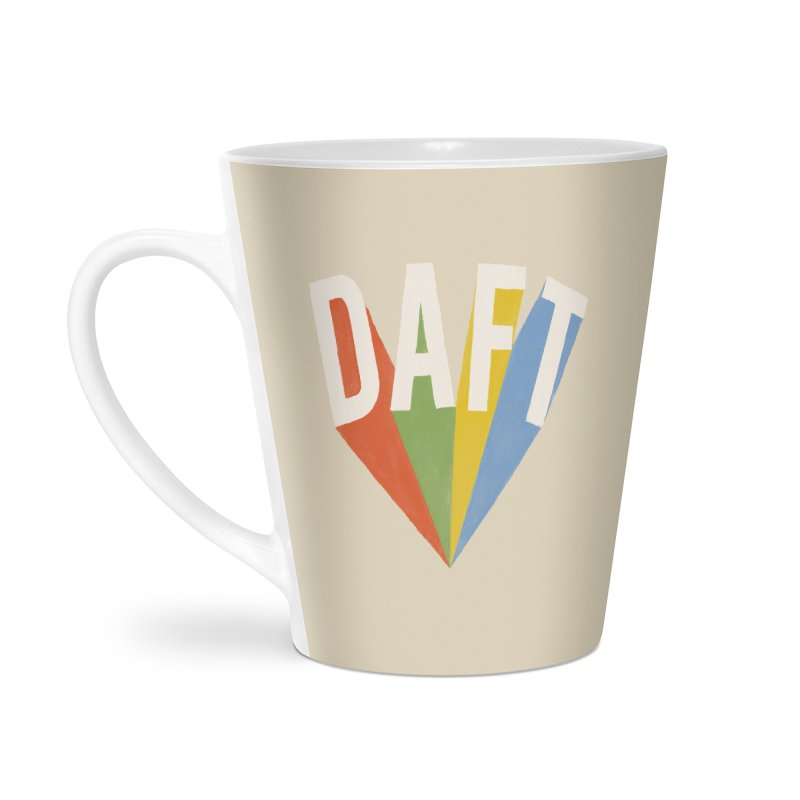 Daft Accessories Latte Mug by Speakerine / Florent Bodart